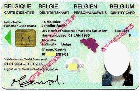 ВНЖ в Бельгии