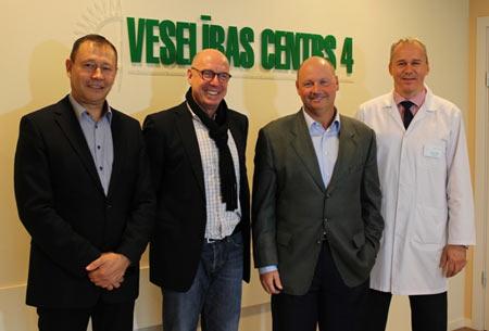 латвийские врачи