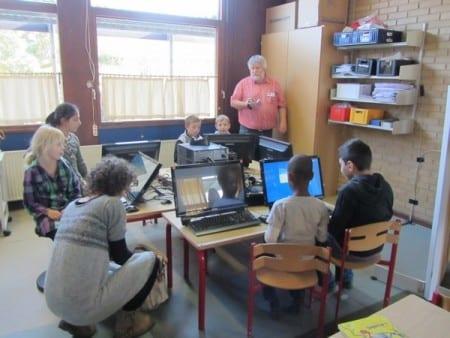 Школа в Дании