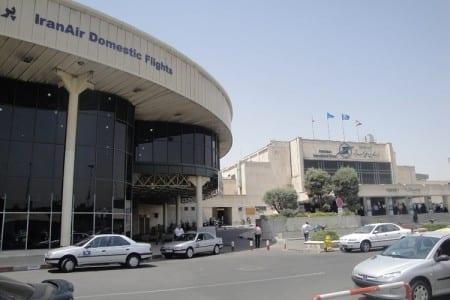 Тегеранский аэропорт