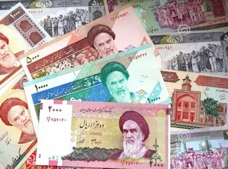 Валюта Ирана