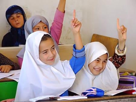 Начальная школа в Иране