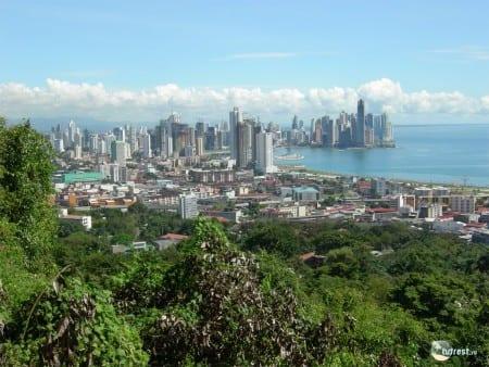 Панама-Сити – столица страны