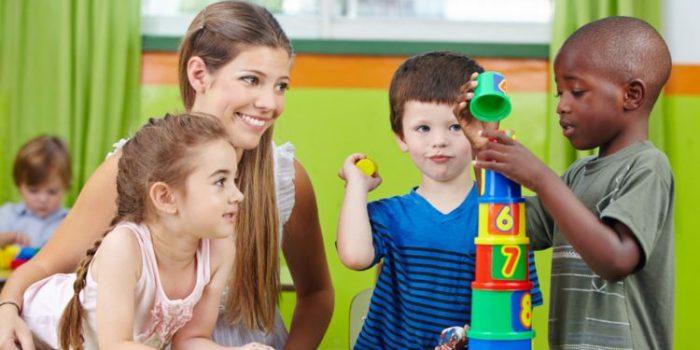 детский сад в Швейцарии