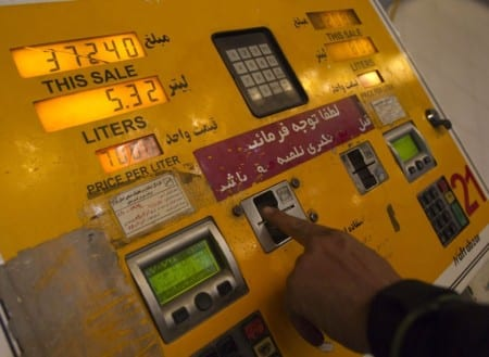 Бензин в Иране