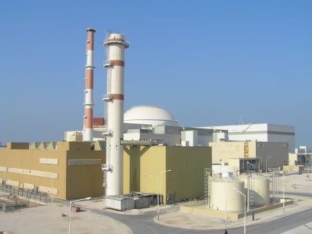 АЭС Бушер – единственная АЭС в Иране