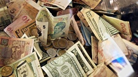 Деньги в Панаме