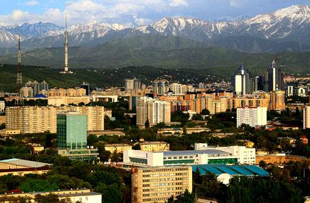 Алама Ата, Казахстан