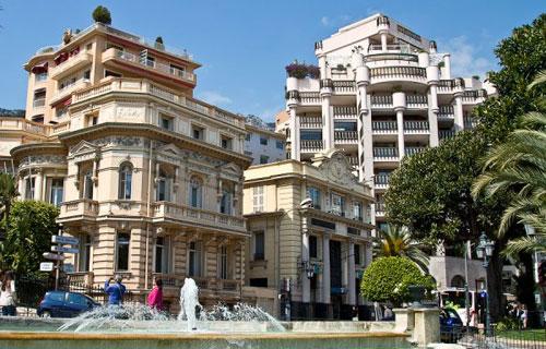 Архитектура Монако