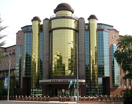 банк в узбекистане