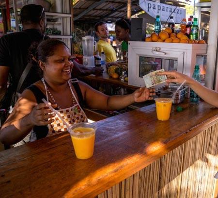 бармен маврикий