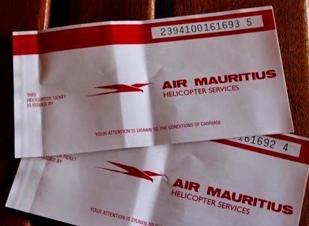 билеты на маврикий