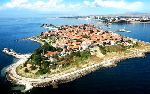 Болгария берег моря