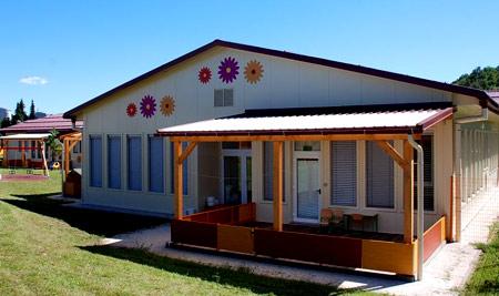 швейцарский детский сад