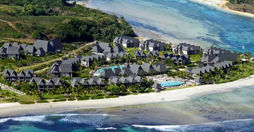 дома на Фиджи