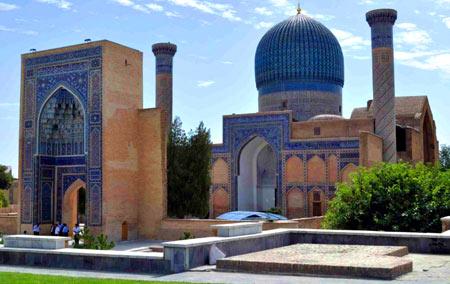 мавзолей Гур-Эмир