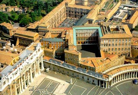 апостолический дворец
