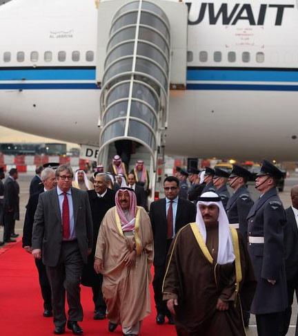 эмир кувейта