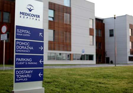 больница в Польше