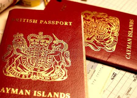 гражданство каймановых островов