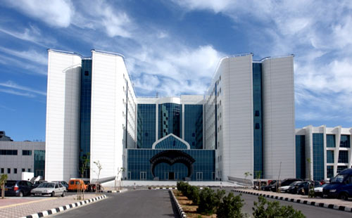 госпиталь на северном кипре