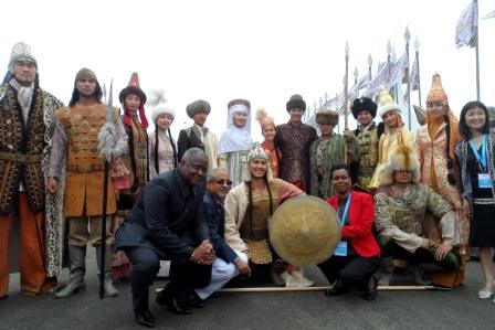 коренные жители казахстана