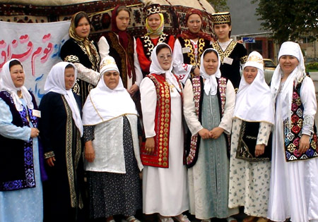 этнические казахи