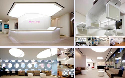 госпиталь в Южной корее