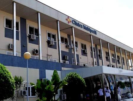 медицина в Анголе