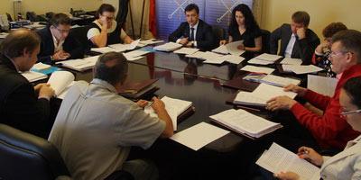 комиссия о рассмотрении ходатайства