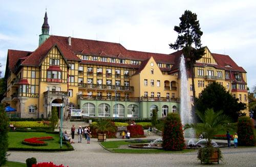 Кудова Здруй, Польша