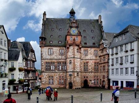 Марбург, Германия