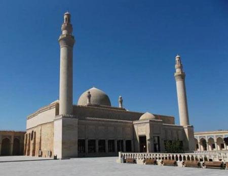 Мечеть Джума, Азербайджан