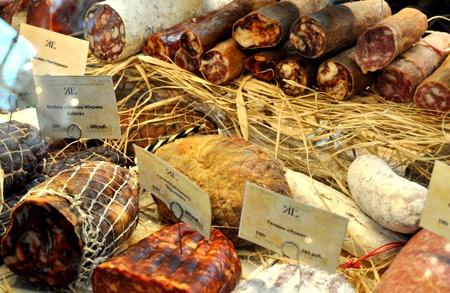 сушеное мясо