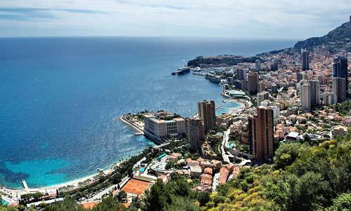 город Монако
