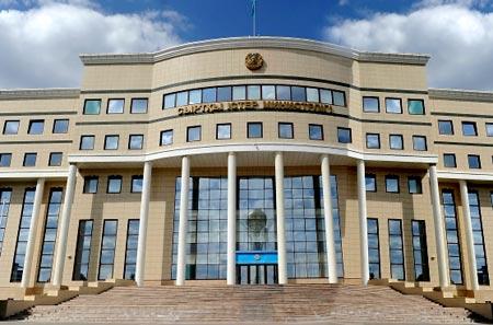 МВД Казахстана
