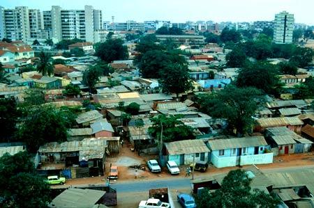 недвижимость в Анголе