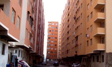 Новостройки в Баку