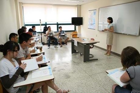 Обучение в Корее