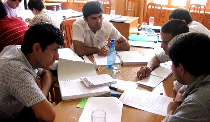 обучение в таджикистане