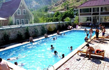 отдых в Таджикистане
