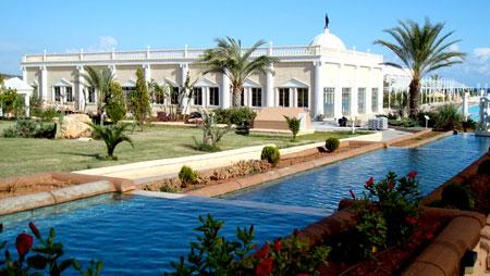 отель на северном кипре