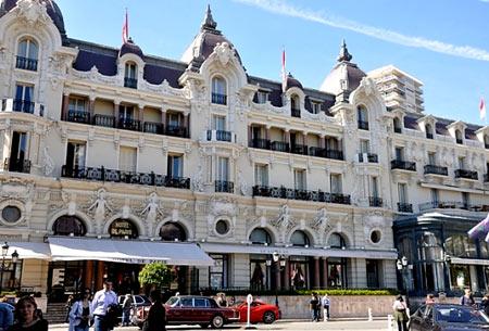 отель в Монако