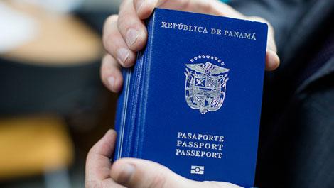 Паспорт Панамы