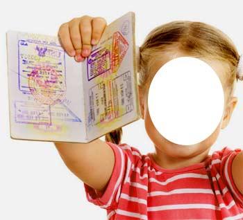 проездной документ для ребенка