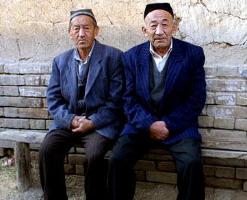 узбекские пенсионеры