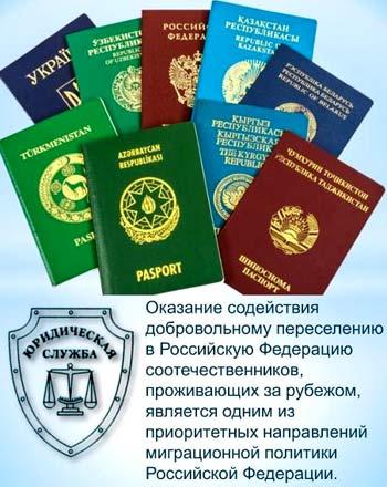 программа по переселению соотечественников