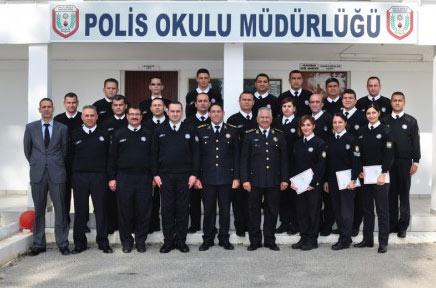 полиция северного кипра
