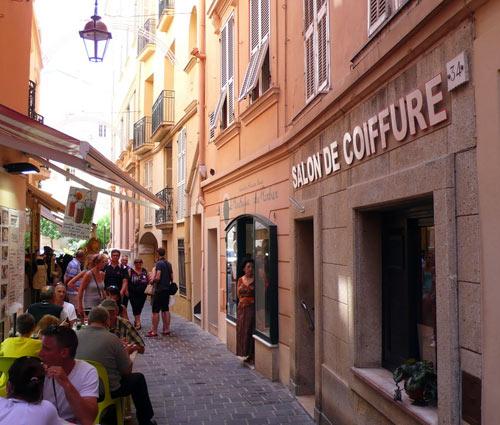 кафе в Монако