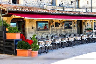 ресторан в сан марино